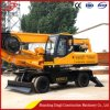 Engineering Construction Wheel Pile Driver