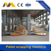 Food Manufacturing Industry Offer Turntable Stretch Film Pallet Wrapping Machine