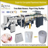 Twin Blade Rotatory Paper Cutting Machine