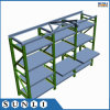 2t Industrial Pullout Shelves Drawer Mould Rack with Lifting Crane