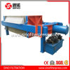 Hydraulic Manual Chamber Membrane Filter Press for Digested Sludge