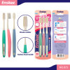 Adult Toothbrush with Slender Bristles 3 in 1 Economy Pack 873