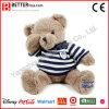 Christmas Promotion Gift Teddy Bear in Sweater Stuffed Animal Soft Plush Toy