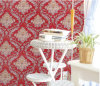 Modern PVC Wall Paper Wholesales for Wall Decoration