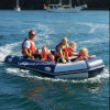 Liya 2-6.5m Motor Rubber Boat Inflatable Pontoon Fishing Boat