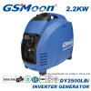 Max 2.5kVA 4-Stroke Gasoline Inverter Generator Set with Approval