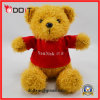 Custom OEM Logo Printing Promotional Gift Toy Teddy Bear