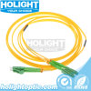 9/125um LC/APC to Lx5/APC Fiber Optic Cable Patch Cord