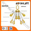 Grade 80 Quadruple Legs Chain Sling