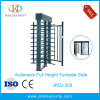 High Security RFID Pedestrian Access Control Full Height Turnstile