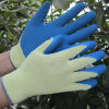 Latex Coated Gloves Labor Building Gloves Safety Work Glove
