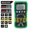 Professional Autoranging Digital Multimeter with Temperature (MS8239C)