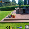 Outdoor Waterproof Wood Plastic Composite WPC Flooring (TW-02B)