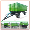 Agriculture Tractor Mounted Dumping Trailer