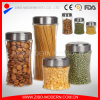Wholesale Large Glass Jar Cookie Jar with High Quality