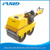 Double Drum Manual Sakai Road Roller for Compaction