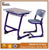 2015 Hot Sale School Furniture Plastic Classroom Student Desk and Chair