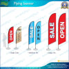 Screen or Digital Printed Custom Feather Flag (NF04F06023)
