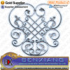 Cast Steel Flower Wrought Iron Rosettes