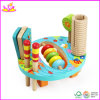 2014 Hot Sale Fashion Wooden Kids Music Gift, Popular Children Music Gift and Creative Baby Music Gift W07A018