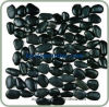 High Quality Black Stone Tile Cobblestone Tiles