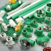 OEM Green Good Price PPR Pipe and Fittings Pn25 for Hot and Cold Water