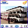 White 3axles Excavator Transport Gooseneck Lowboy/Low Bed/Lowbed Semi Trailer