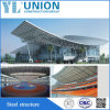 Prefabricated Light Steel Structure Exhibition Hall Business Buiding Facilitied