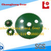 OEM Agricultural Combine Painted Conveyor Driving Chain Sprocket