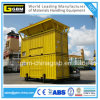 50kg Mobile Weighting Bagging Machines for Fertilizer