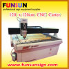 CNC Engraver / CNC Router 1.2m*1.2m High Quality (JD1212DS)