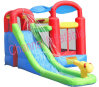 Residential Inflatable Bouncer with Water Slide Combo JAC001