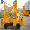 Safe and Stable Performance 360 Degree Rotation Electric or Diesel Boom Lift for Sale