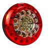 Round Auto Lamp LED Car Light Tail Lamp with E4/Adr/CCC Certification