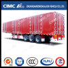 Cimc Huajun 3axle Van/Box Semi Trailer