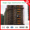 Sc100/100 Double Cage Construction Elevator