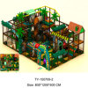 2014 Attractive LLDPE Children Commercial Indoor Playground Equipment