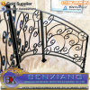 Outdoor Iron Staircase Steel Handrail of Staircase Metal Staircase
