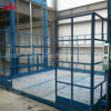 Outdoor and Indoor Goods Vertical Rail Freight Elevator Platform Hydraulic Warehouse Cargo Lift