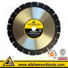 Asphalt and Concrete Diamond Saw Blade for with Protect Teeth