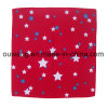 Wholesale Custom Logo Printing Multifunctional Colorful Cotton Knitting Square Scarf