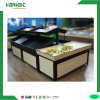 Double Side 2 Layer Wooden Vegetable Fruit Rack