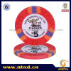 9.5g 3color Pure Clay Pioneer Sticker Chip (SY-C11-1)