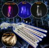 Waterproof SMD5050 3528 LED Meteor Tube Light for Christmas Tree Decoration