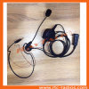 Behind The Head Light Weight Headset for Two Way Radio