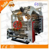 High Speed 6 Color Plastic Bag Flexo Printing Machine