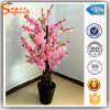 Mini Indoor Artificial Silk Cherry Blossom Tree