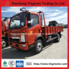 HOWO 4X2 Light Cargo Truck Loading 5 Ton for Sale
