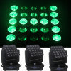 RGBW 4in1 LED Moving Head Light for Stage