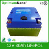 12V 30ah Lithium Ion Battery for Electric Bike, Electric Motor